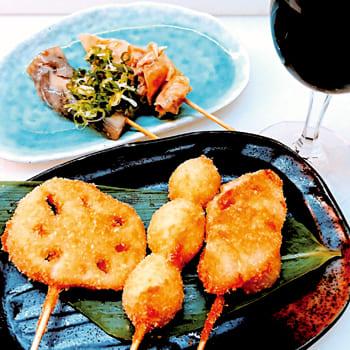 串かつ 五菜