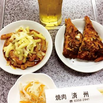 韓国料理・焼肉 済州 (チェジュ)
