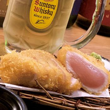 朝引き鶏と旬味 彩鶏鳥(イロトリドリ)