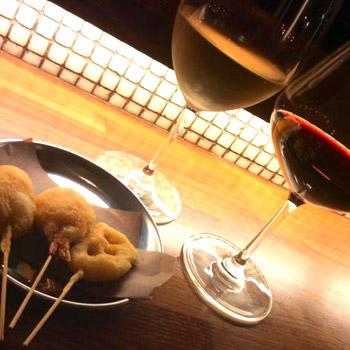 串カツ&ワイン friggi