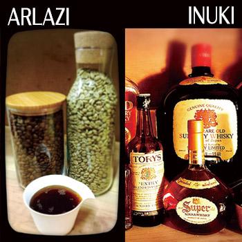 会員制Bar INUKI / 自家焙煎珈琲 ARLAZI