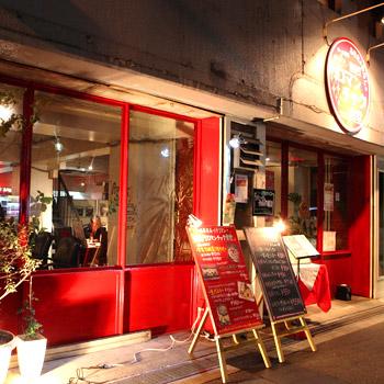 南森町ロマンチック食堂